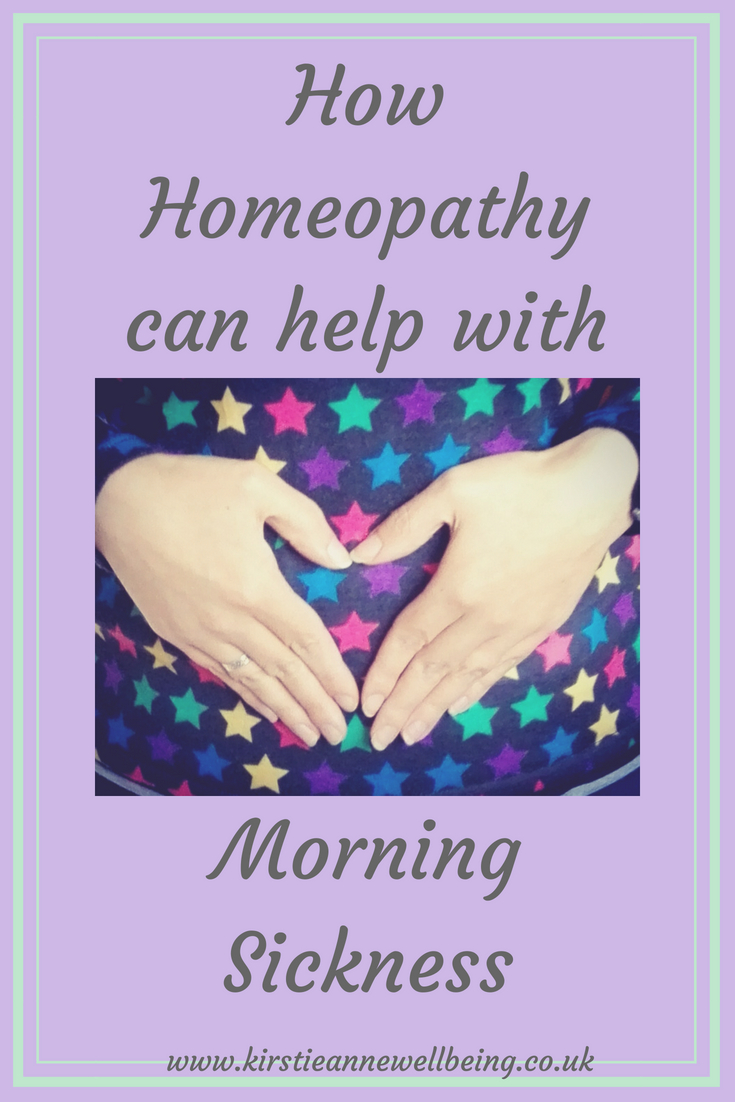 Homeopathy forMorningSickness