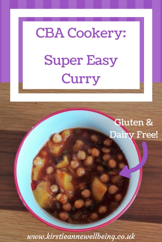 super easy curry recipe