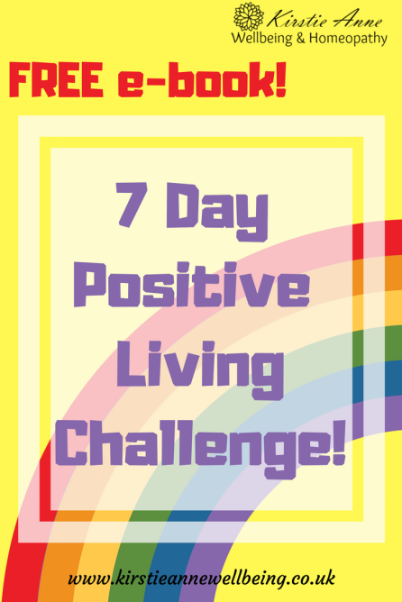 7 Day Positive Living Challenge! Positive thinking