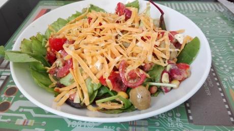 three bean and mint salad recipe