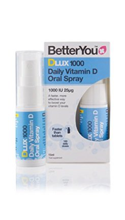 vitamin d oral spray 1000iu