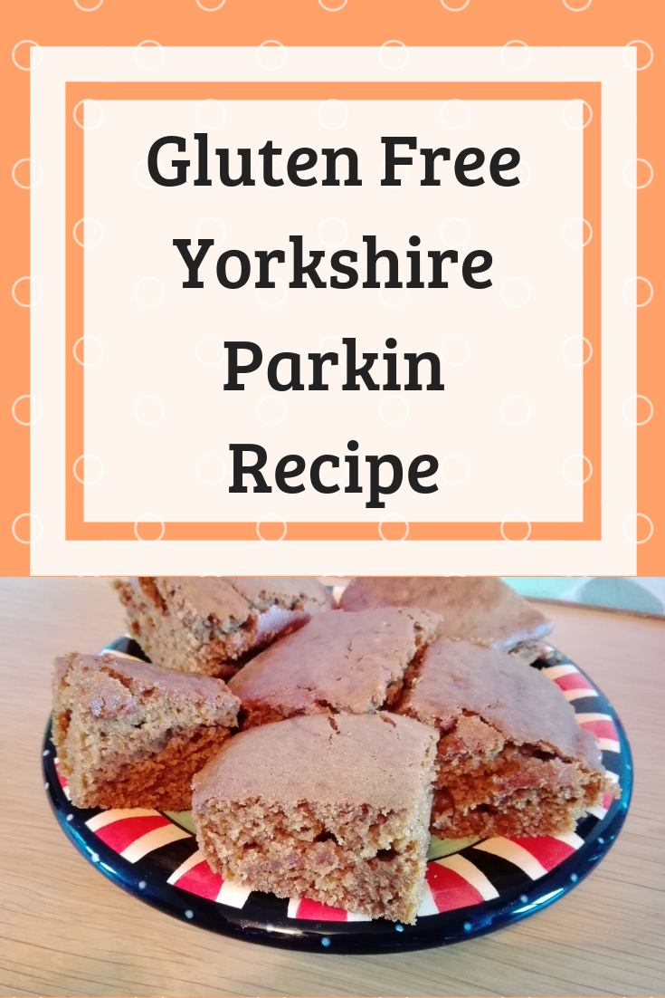 traditional yorkshire parkin family recipe gluten free