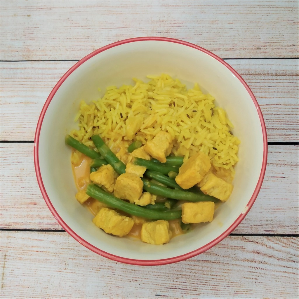 vegan chicken korma easy recipe